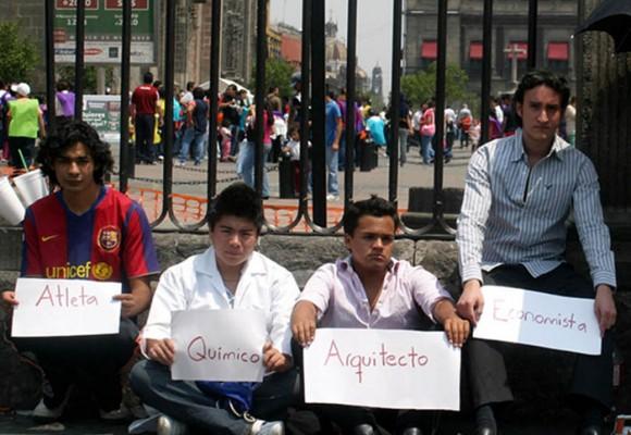 Desempleo juvenil, un paradero obligado en Colombia