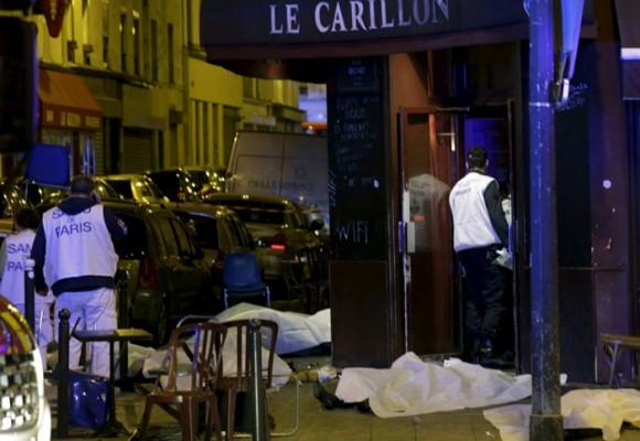 Horror en París