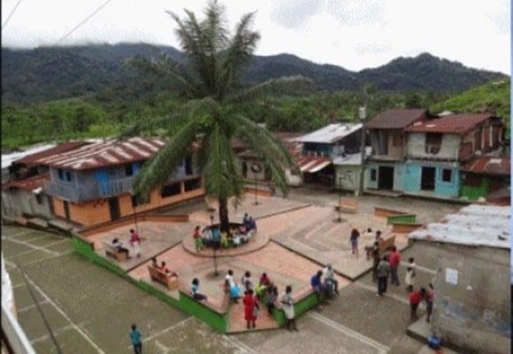 Desplazamiento masivo en comunidad El Buey, río Iró (Chocó)