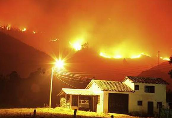 Hogares colombianos están desprotegidos ante riesgo de incendios