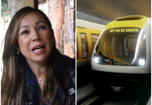 'Las mentiras de Darcy Quinn sobre el metro'