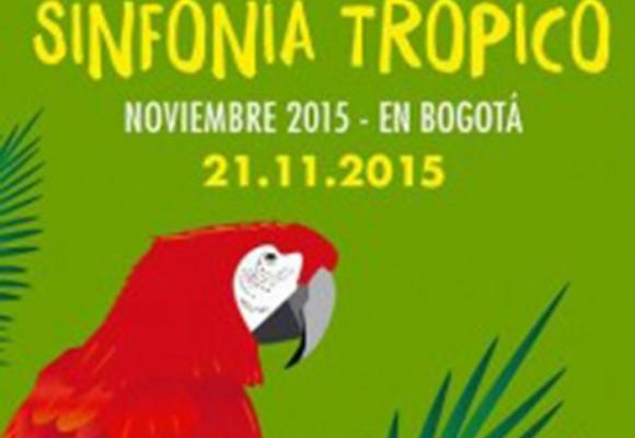 Sinfonía trópico se toma Bogotá