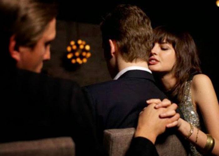 La infidelidad en la mujer