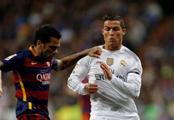 Los tres gestos más antideportivos de Cristiano Ronaldo