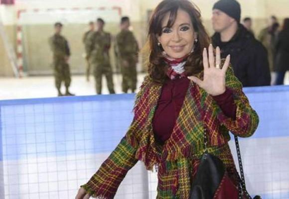 Las rabietas de Kirchner la sacaron de la Casa Rosada