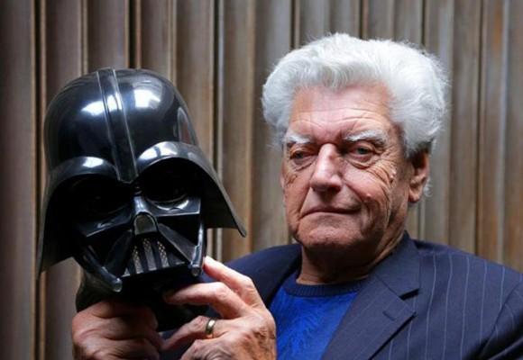 El amargura del hombre que fue Darth Vader