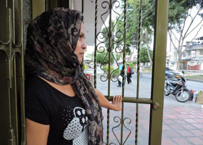 Cómo vive Olga Libia después de ser atacada con ácido