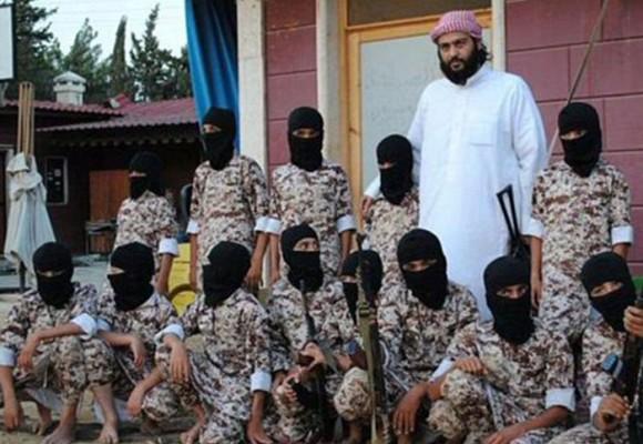Lo jóvenes asesinos de ISIS