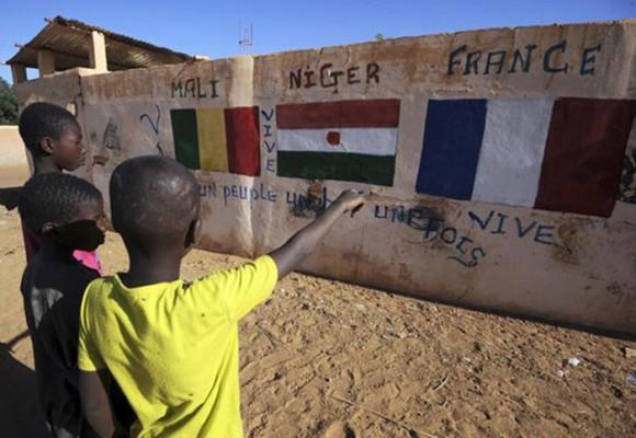 Francia y la maldita guerra del uranio en Malí
