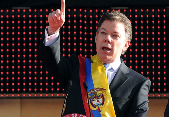 ¿Santos es el mejor presidente en la historia de Colombia?