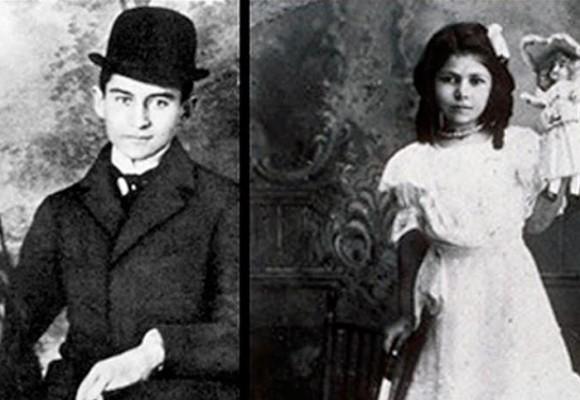 Cuando Franz Kafka se hizo pasar por una muñeca
