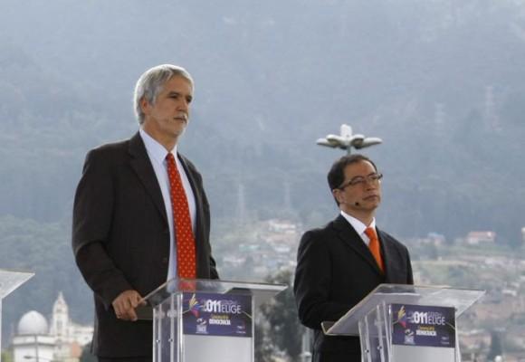 Peñalosa alcalde, Petro presidente