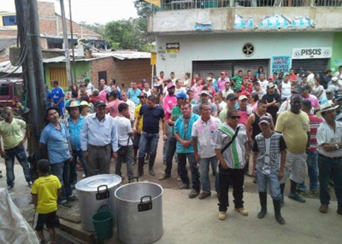 Segovia y Remedios se declaran en desobediencia civil