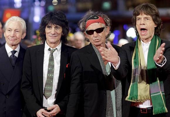 The Rolling Stones, el grupo de los que posan de rebeldes