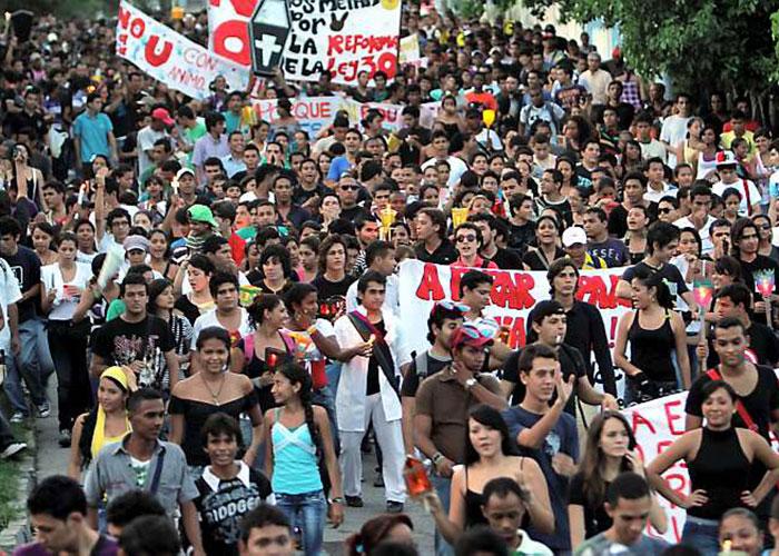 ¿Qué ha pasado con el movimiento estudiantil de la Universidad Industrial de Santander (UIS)?