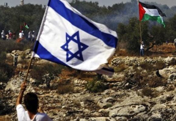 Un Estado sería la solución al conflicto Israel-Palestina