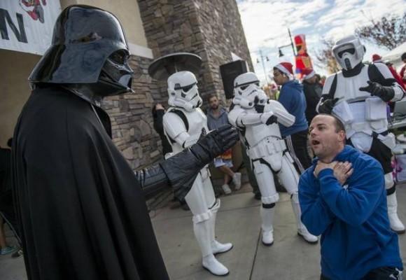 Los bobitos de Star Wars