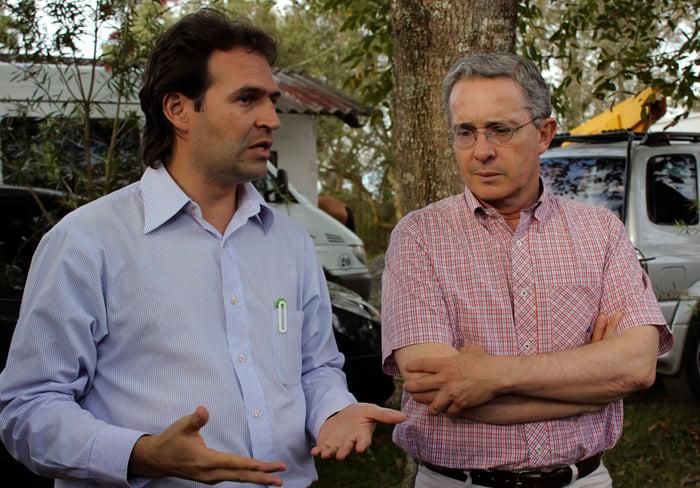 Federico Gutiérrez, un presidencial cercano al uribismo