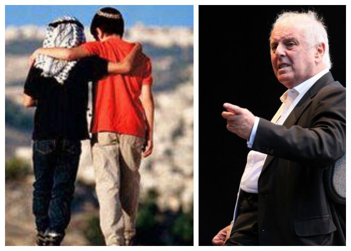 El músico que juntó a palestinos e israelíes en una misma orquesta