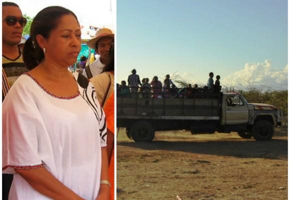 El tráfico de votos de la prófuga Cielo Redondo en la frontera