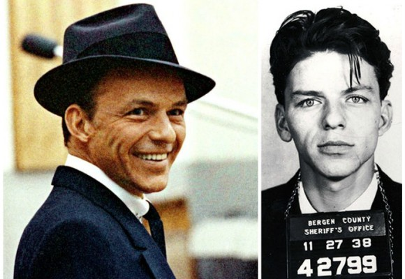 Frank Sinatra, el mafioso