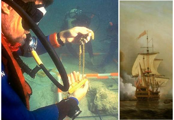 El galeón San José, el más valioso de los tesoros sumergidos en el mar colombiano