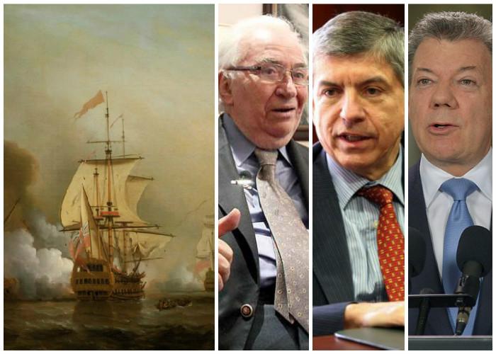 La lucha de poder detrás de la búsqueda del codiciado galeón