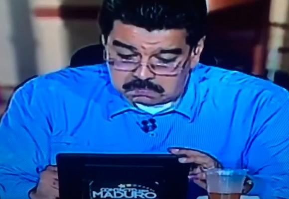 """En video: """"Nicolás Maduro chúpalo"""", una nueva madurada"""