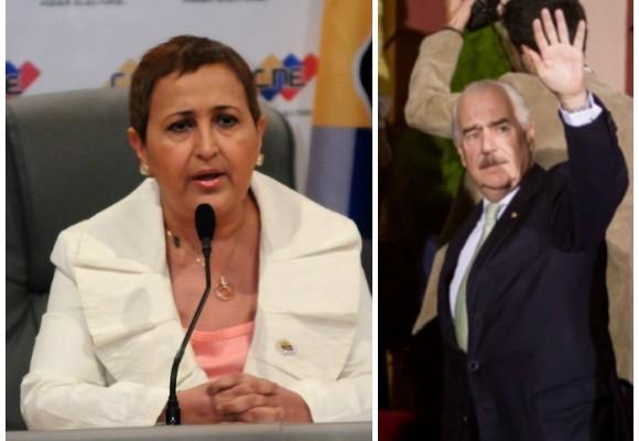 El chavismo muestra los dientes: expulsa a los expresidentes como veedores