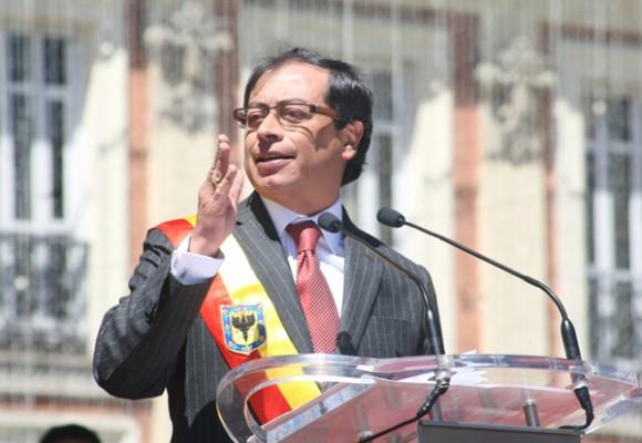 Las huellas de Gustavo Petro en Bogotá