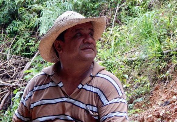 Los retratos de esperanza en Caquetá
