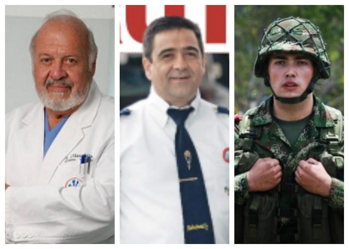 Saludo para los héroes anónimos de Colombia