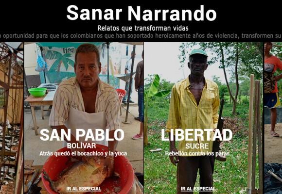 Las2orillas gana premio de periodismo : Construcción de Memoria