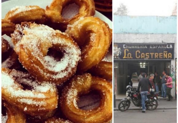Los mejores churros de Bogotá tienen 66 años