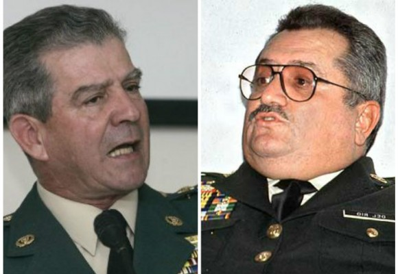 Los generales que se favorecerían con la justicia para la paz