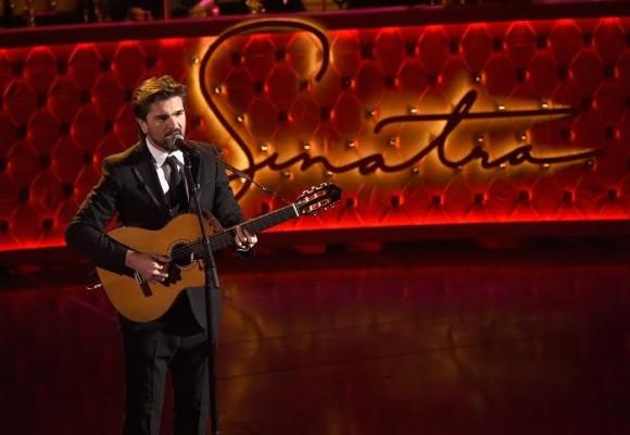 Juanes, el único artista latino en homenajes a Frank Sinatra y John Lennon