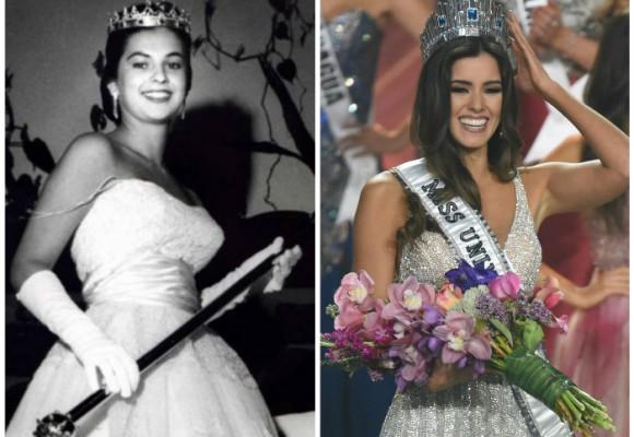 Cuando Colombia logró ser Miss Universo con Luz Marina y Paulina