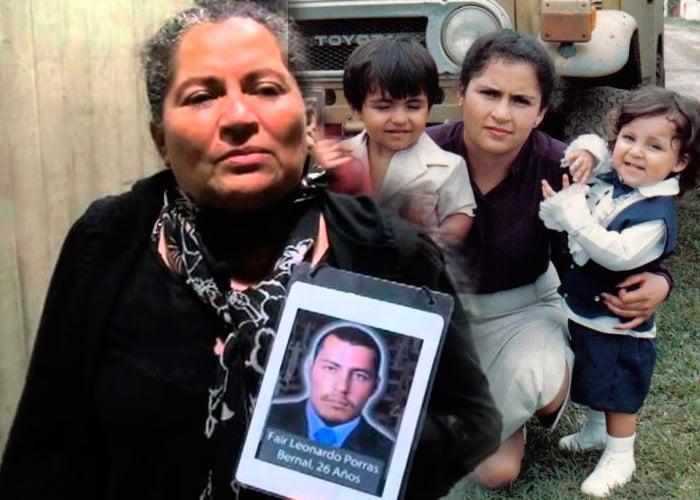 El joven de Soacha que terminó asesinado disfrazado de guerrillero