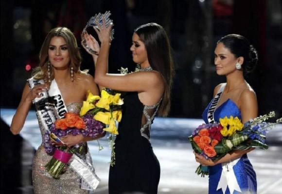 Ariadna, la mujer que duró tres minutos Miss Universo