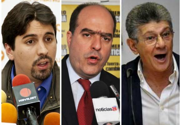 Los rostros de quienes darán la batalla en el Congreso venezolano