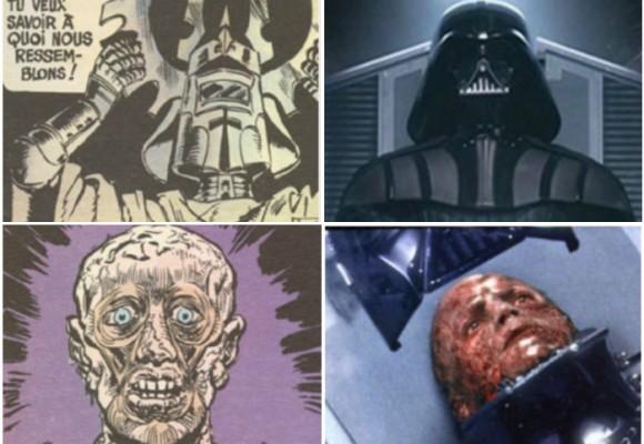 El cómic que se robó George Lucas para hacer Star Wars