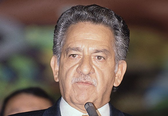 Cesar Pérez García, sus herederos perpetúan la
