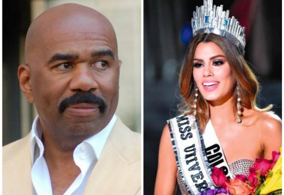 ¿Quién es Steve Harvey, el presentador que le dio por error la corona de Miss Universo a Colombia?