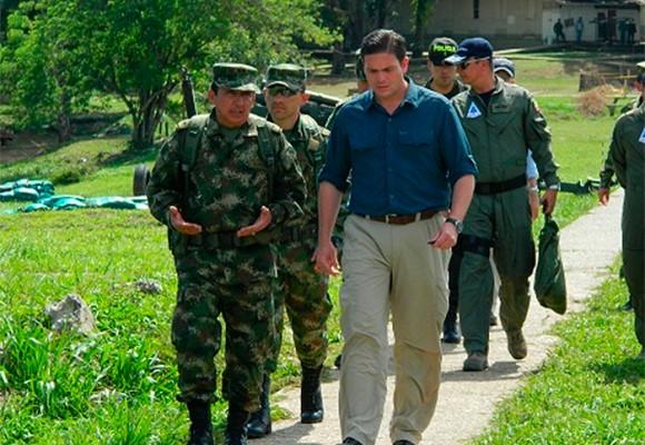 Los fantasmas de los falsos positivos que amenazan el ascenso del general Marco Lino Tamayo