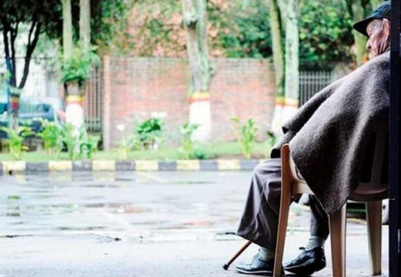 El triste final de los ancianos abandonados en Bogotá