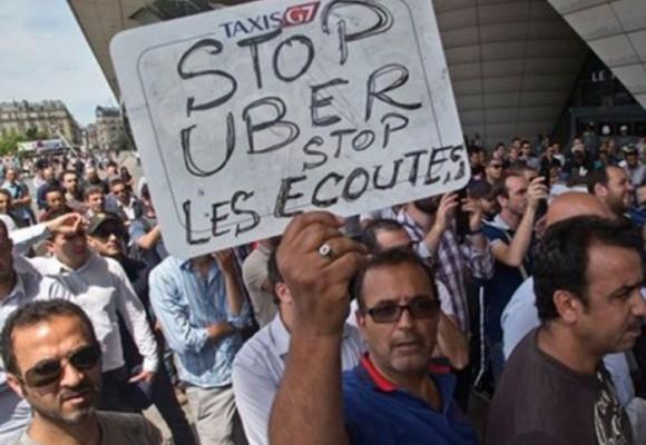 'La descarada ilegalidad de Uber'