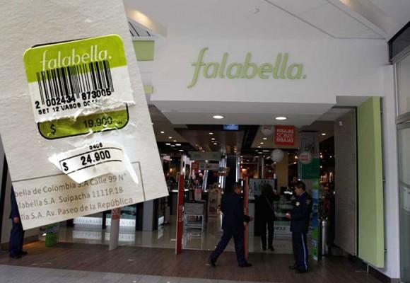 ¿Son falsos los descuentos de Falabella?