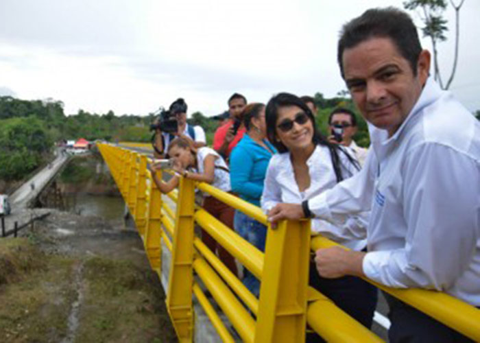 'Todavía no me fijan fecha para mi operación': Vargas Lleras
