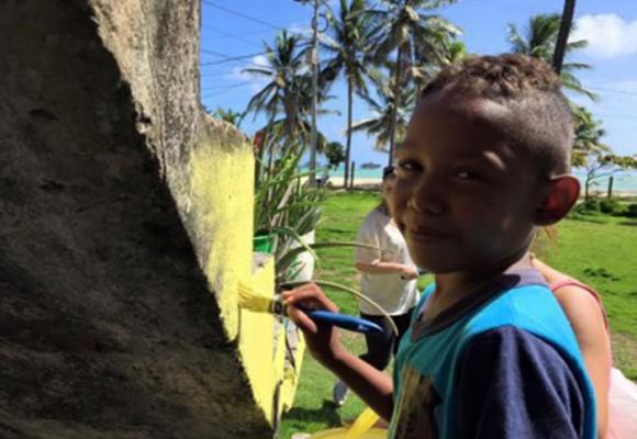 San Andrés invita a raizales y turistas a colorear la isla