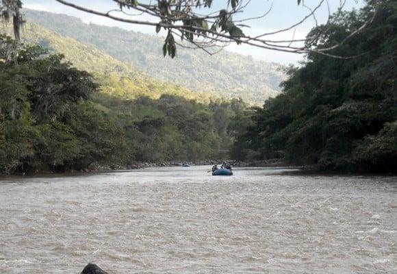 Otra Hidroeléctrica en Santander reducirá el cauce del río Fonce